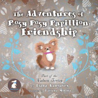 children's literature, children's lit, toddler books, baby books, children's books, rosy posy papillion, easy reader