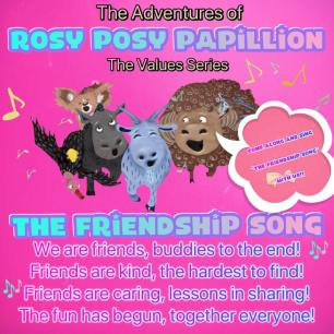 Rosy Posy Friendship Song